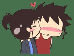 Cute Couple Goals (Eng) sticker #12635434