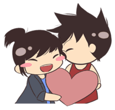 Cute Couple Goals (Eng) sticker #12635437