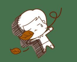 CUTE BOY [MANO] sticker #12638194