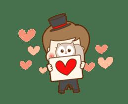 CUTE BOY [MANO] sticker #12638196