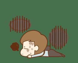 CUTE BOY [MANO] sticker #12638199