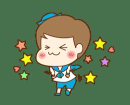 CUTE BOY [MANO] sticker #12638201