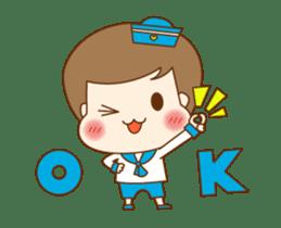 CUTE BOY [MANO] sticker #12638203