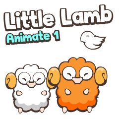 Little Lamb : Animate 1
