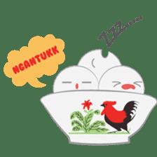 Bakso Bulat sticker #12648014
