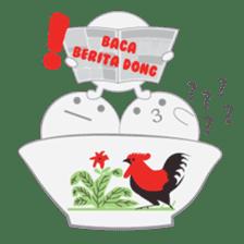 Bakso Bulat sticker #12648033