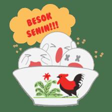 Bakso Bulat sticker #12648035