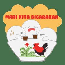 Bakso Bulat sticker #12648037