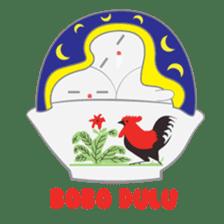 Bakso Bulat sticker #12648041