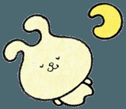 """(w1) Soft rabbit, """"Munyu Usa"""" sticker #12648622"""
