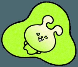 """(w1) Soft rabbit, """"Munyu Usa"""" sticker #12648637"""