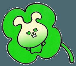 """(w1) Soft rabbit, """"Munyu Usa"""" sticker #12648639"""