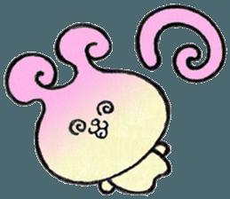 """(w1) Soft rabbit, """"Munyu Usa"""" sticker #12648651"""