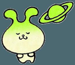 """(w1) Soft rabbit, """"Munyu Usa"""" sticker #12648657"""