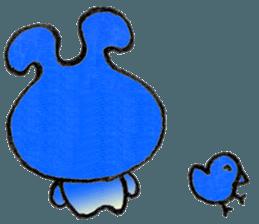 """(w1) Soft rabbit, """"Munyu Usa"""" sticker #12648675"""