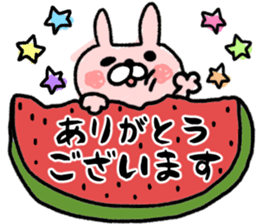 Maimai's Usagin vol.2~SUMMER~ sticker #12649569