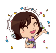 Alice Animated sticker #12650605