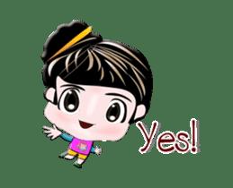 Tamjai sticker #12654271