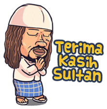 Preman Varokah 2 sticker #12656216