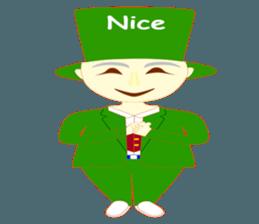 A kind man sticker #12656932