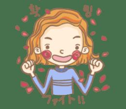Flower Girl Stickers sticker #12661695