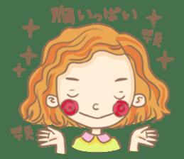 Flower Girl Stickers sticker #12661700
