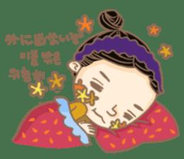 Flower Girl Stickers sticker #12661701