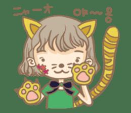 Flower Girl Stickers sticker #12661703