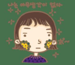 Flower Girl Stickers sticker #12661709