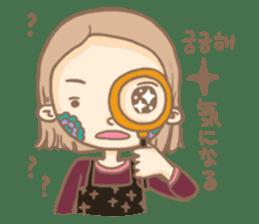Flower Girl Stickers sticker #12661712