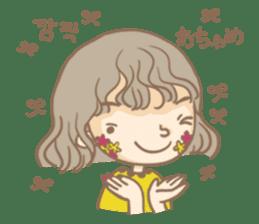 Flower Girl Stickers sticker #12661728