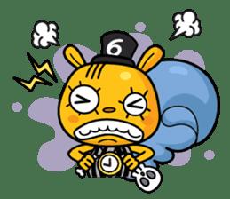 Mad Box Zombies - Lisfer sticker #12668500