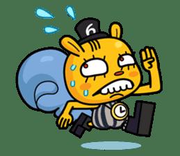Mad Box Zombies - Lisfer sticker #12668509
