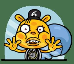 Mad Box Zombies - Lisfer sticker #12668515