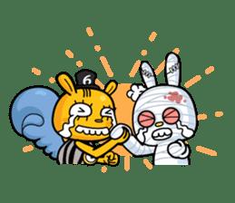 Mad Box Zombies - Lisfer sticker #12668527