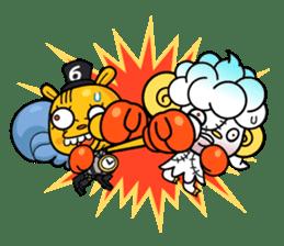 Mad Box Zombies - Lisfer sticker #12668528