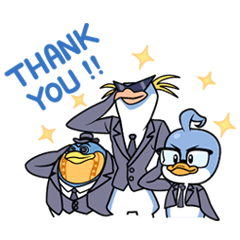 Spy Penguin - Rooky