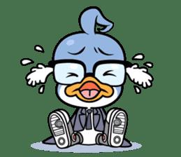 Spy Penguin - Rooky sticker #12668800