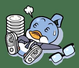 Spy Penguin - Rooky sticker #12668801
