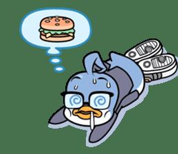 Spy Penguin - Rooky sticker #12668806
