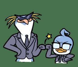 Spy Penguin - Rooky sticker #12668807