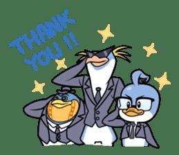 Spy Penguin - Rooky sticker #12668809