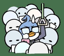 Spy Penguin - Rooky sticker #12668826