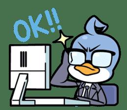 Spy Penguin - Rooky sticker #12668829