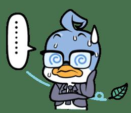 Spy Penguin - Rooky sticker #12668831