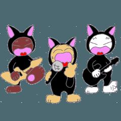 punk cats 4