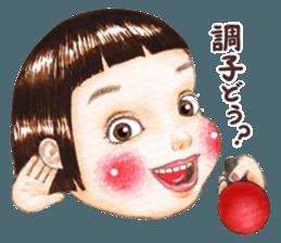 Ringochan4 sticker #12672399