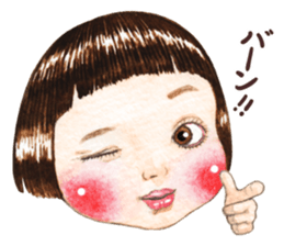 Ringochan4 sticker #12672400