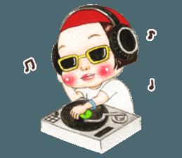 Ringochan4 sticker #12672402