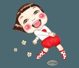 Ringochan4 sticker #12672404